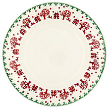 "Buy Emma Bridgewater Christmas Joy 10.5"" Plate, Multi, Dia.27.5cm Online at johnlewis.com"