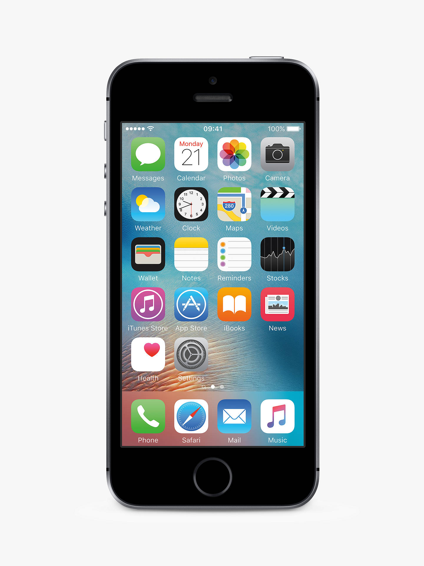 Le Iphone Se Ios 10 4 4g Lte Sim Free