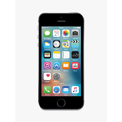 Image of Apple iPhone SE, iOS, 4, 4G LTE, SIM Free, 128GB