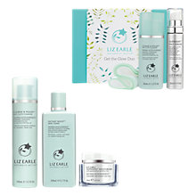 Buy Liz Earle Cleanse & Polish™ Cleanser, Instant Boost™ Skin Tonic and Superskin™ Moisturiser with Gift Online at johnlewis.com
