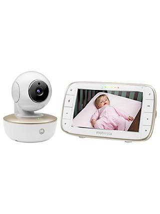 Motorola MBP855 Connect Video Baby Monitor