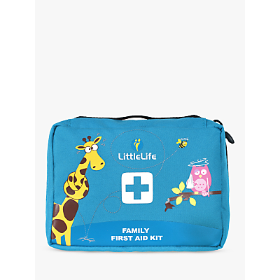 Product photo of Littlelife family first aid kit