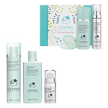 Buy Liz Earle Cleanse & Polish™ Cleanser, Instant Boost™ Skin Tonic and Superskin™ Eye Cream with Gift Online at johnlewis.com