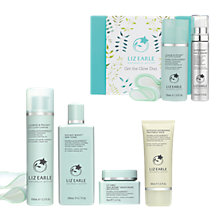Buy Liz Earle Cleanse & Polish™ Cleanser, Instant Boost™ Skin Tonic, Skin Repair Moisturiser™ - Dry/Sensitive and Intensive Nourishing Treatment Mask™ with Gift Online at johnlewis.com