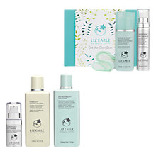 Buy Liz Earle Superskin™ Eye Cream, Eyebright™ Soothing Eye Lotion and Instant Boost™ Skin Tonic with Gift Online at johnlewis.com