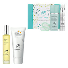Buy Liz Earle Superskin™ Dry Oil for Body and Superskin™ Body Cream with Gift Online at johnlewis.com