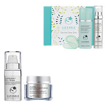 Buy Liz Earle Superskin™ Eye Cream and Superskin™ Moisturiser, Neroli with Gift Online at johnlewis.com