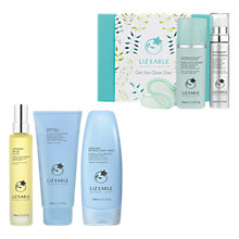 Buy Liz Earle Superskin™ Dry Oil for Body, Energising Body Scrub™ and Energising Body Wash™ with Gift Online at johnlewis.com