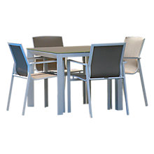 Buy Westminster Madison Square 4 Seater Garden Dining Set Online at johnlewis.com