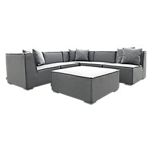 Buy Westminster Sahara 5 Seater Garden Lounge Set Online at johnlewis.com
