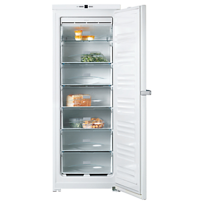 Miele FN26062WS Freestanding Freezer A++ Energy Rating, 60cm Wide, White
