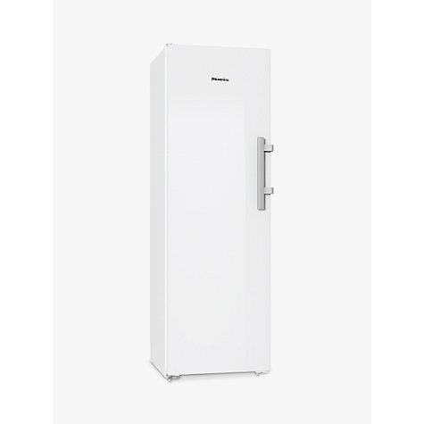 Buy Miele FN28262 Freestanding Freezer, A++ Energy Rating, 60cm Wide, White Online at johnlewis.com