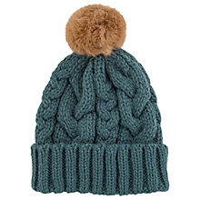Buy Powder Charlotte Pom Pom Hat Online at johnlewis.com