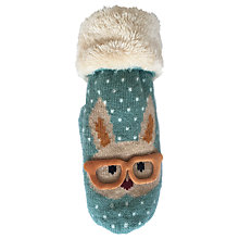 Buy Powder Cosy Bunny Mittens Online at johnlewis.com