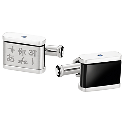Montblanc UNICEF Edition Reversible Cufflinks Review