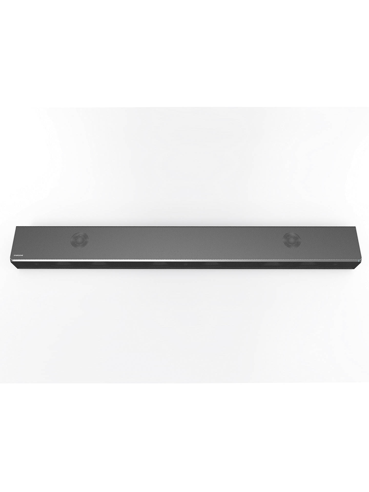 Buy Samsung HW-MS750 Bluetooth Wi-Fi All-In-One Sound Bar with Distortion Cancelling & High Resolution Audio, Titanium Grey Online at johnlewis.com
