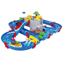 Buy Smoby Aquaplay Mountain Lake Online at johnlewis.com