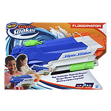 Buy Nerf Super Soaker Floodinator Water Blaster Online at johnlewis.com