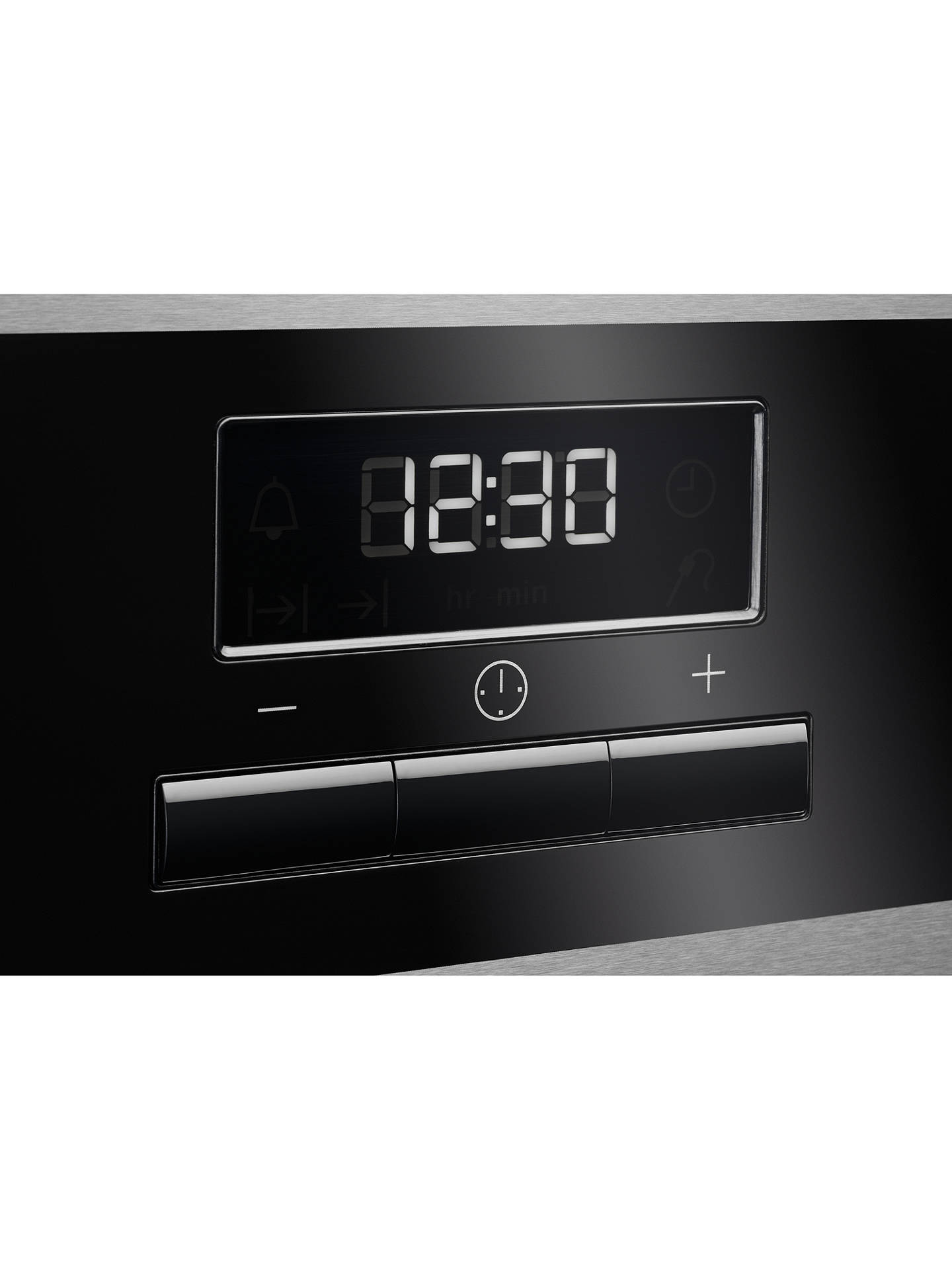 BuyAEG DUE431110M Built-Under Double Oven, Stainless Steel Online at johnlewis.com