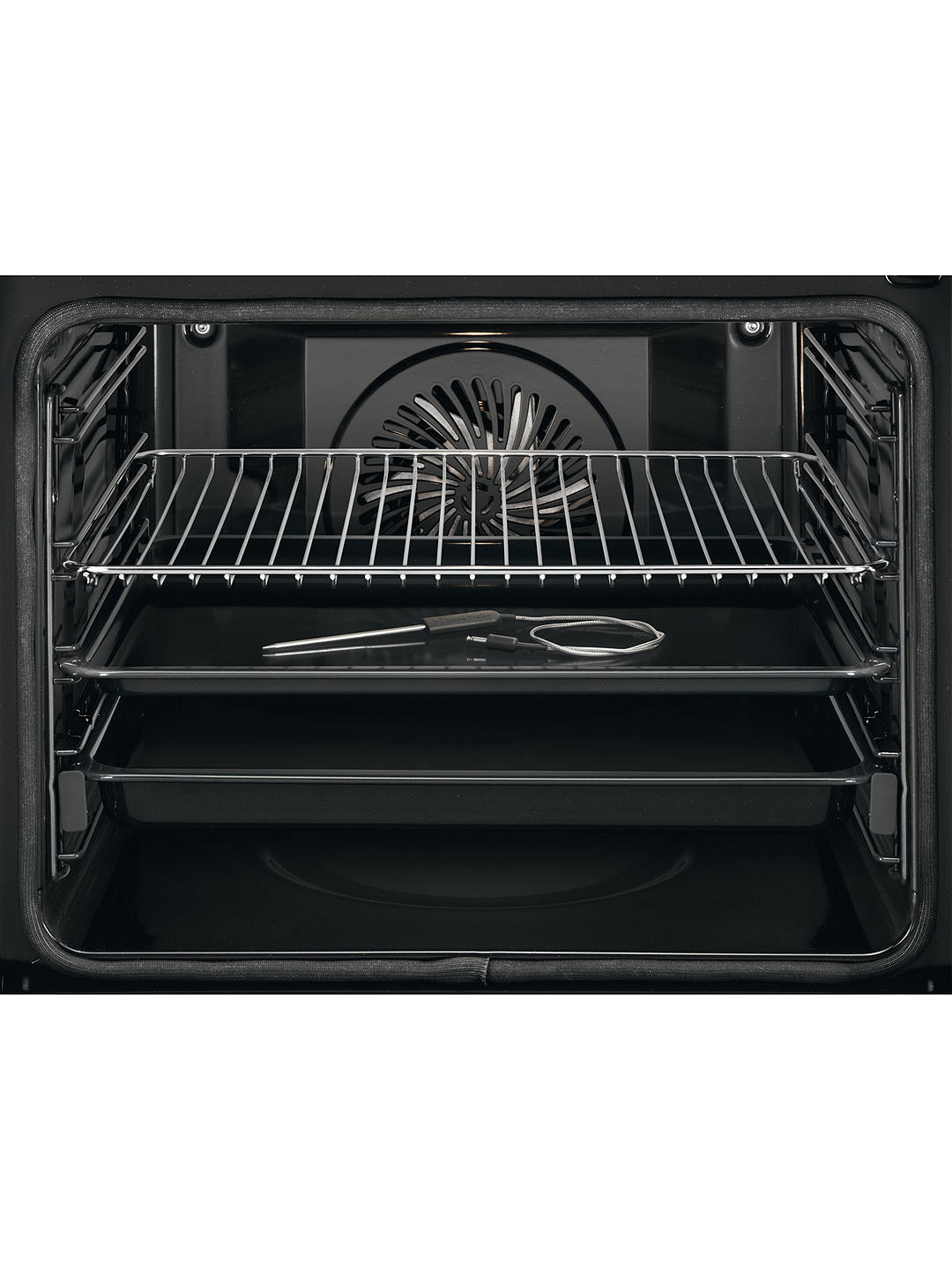 Buy AEG BPE842720M Built-In Single Oven, Stainless Steel Online at johnlewis.com