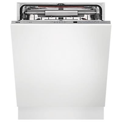AEG FSS62800P Integrated Dishwasher