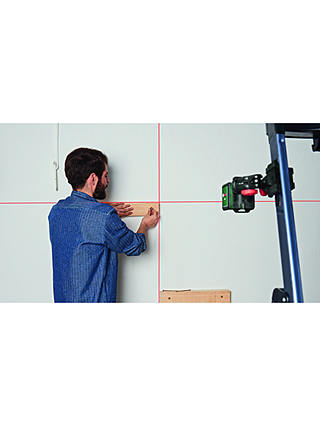 Buy Bosch Quigo Cross Line Laser Online at johnlewis.com