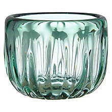 Buy John Lewis Croft Collection Rosa Tealight Holder Online at johnlewis.com