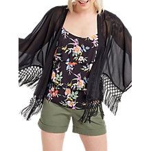 Buy Oasis Lola Cape Online at johnlewis.com
