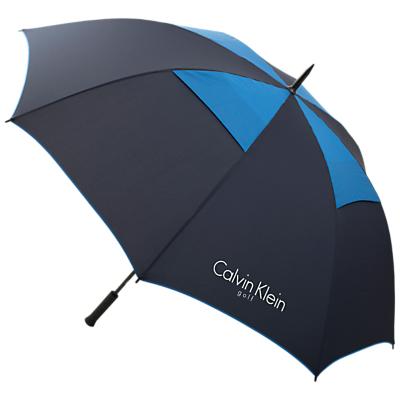 Calvin Klein Golf Stormproof Umbrella, Navy Blue