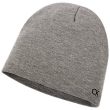 Buy Calvin Klein Golf Fleece Lined Beanie, One Size Online at johnlewis.com