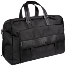 Buy Calvin Klein Golf Deluxe Holdall Bag, Black Online at johnlewis.com
