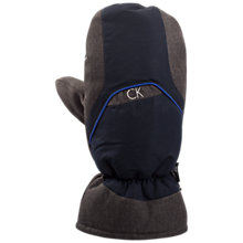 Buy Calvin Klein Winter Golf Mittens, Grey Online at johnlewis.com
