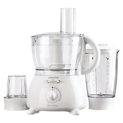 Kenwood FP691 Multipro Food Processor, White