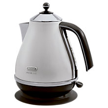 Buy De'Longhi Micalite 1.7L Kettle, White Online at johnlewis.com