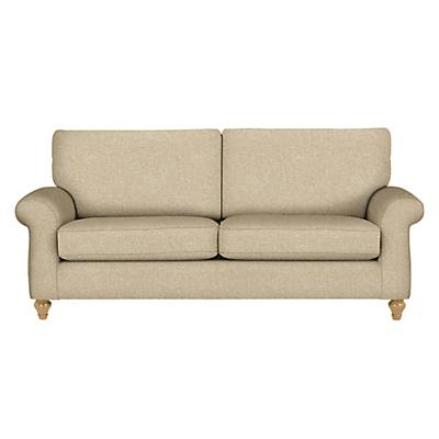 John Lewis Hannah Grand 4 Seater Sofa, Ffion Oatmeal