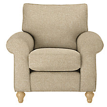 Buy John Lewis Hannah Armchair, Ffion Oatmeal Online at johnlewis.com