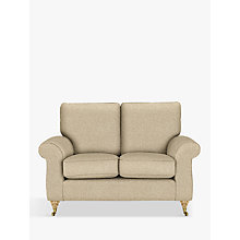 Buy John Lewis Hannah Small 2 Seater Sofa, Ffion Oatmeal Online at johnlewis.com