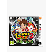 Buy Yo-Kai Watch 2: Bony Spirits, Nintendo 3DS Online at johnlewis.com