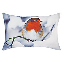 Buy John Lewis Robin Cushion, Multi Online at johnlewis.com