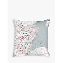 Buy V&A and John Lewis Kumo Cushion Online at johnlewis.com