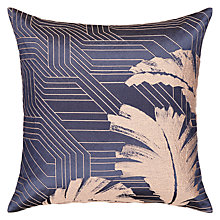 Buy V&A and John Lewis Konoha Cushion Online at johnlewis.com