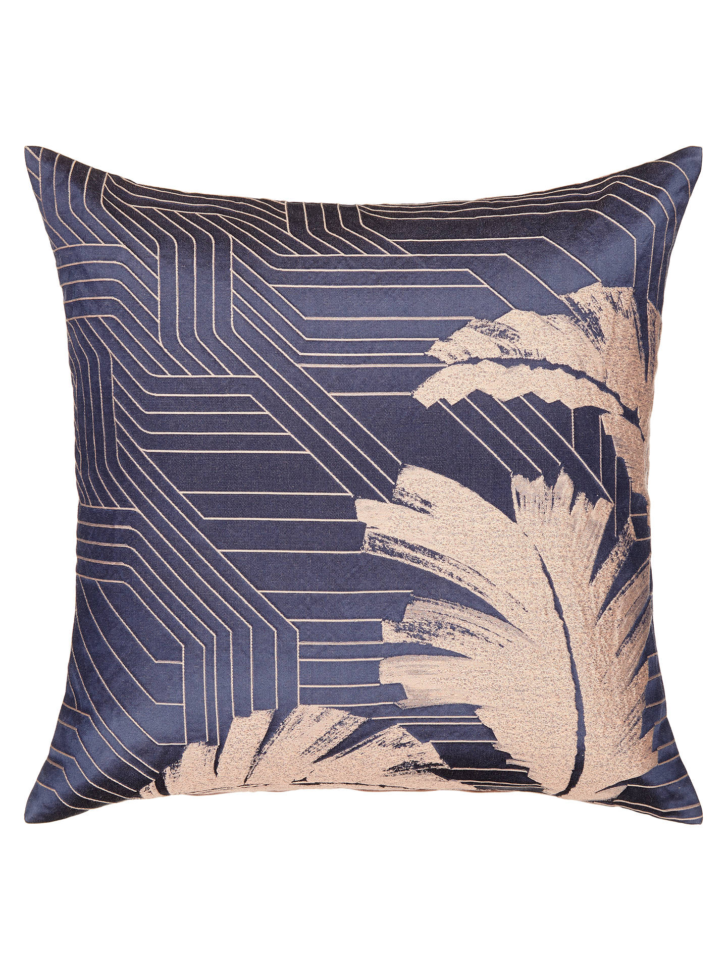 BuyV&A and John Lewis Konoha Cushion, Night Sky Online at johnlewis.com