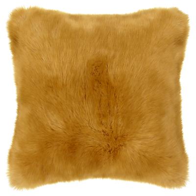 John Lewis Faux Fur Cushion