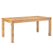 Buy John Lewis Rimini 8-12 Seater Extending Dining Table Online at johnlewis.com