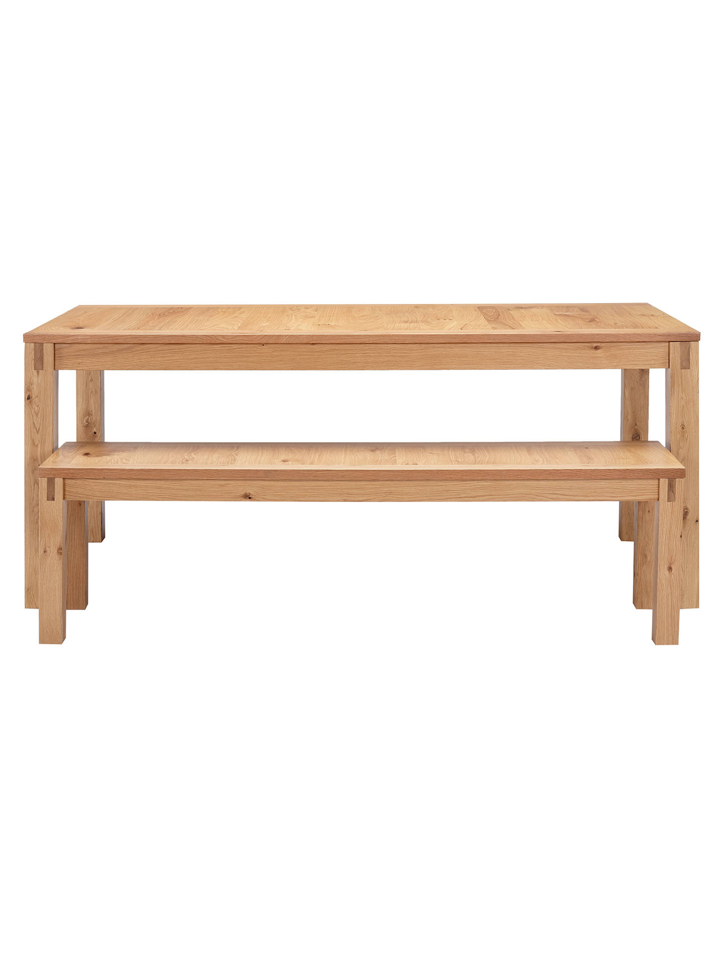 BuyJohn Lewis Rimini 8-12 Seater Extending Dining Table Online at johnlewis.com