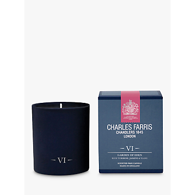 Charles Farris Signature Garden Of Eden Candle