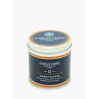 Charles Farris Signature Sweet Elixir Candle Tin