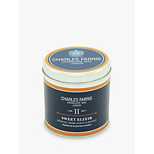 Buy Charles Farris Signature Sweet Elixir Candle Tin Online at johnlewis.com
