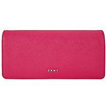 Buy DKNY Bryant Park Saffiano Leather Large Purse Online at johnlewis.com