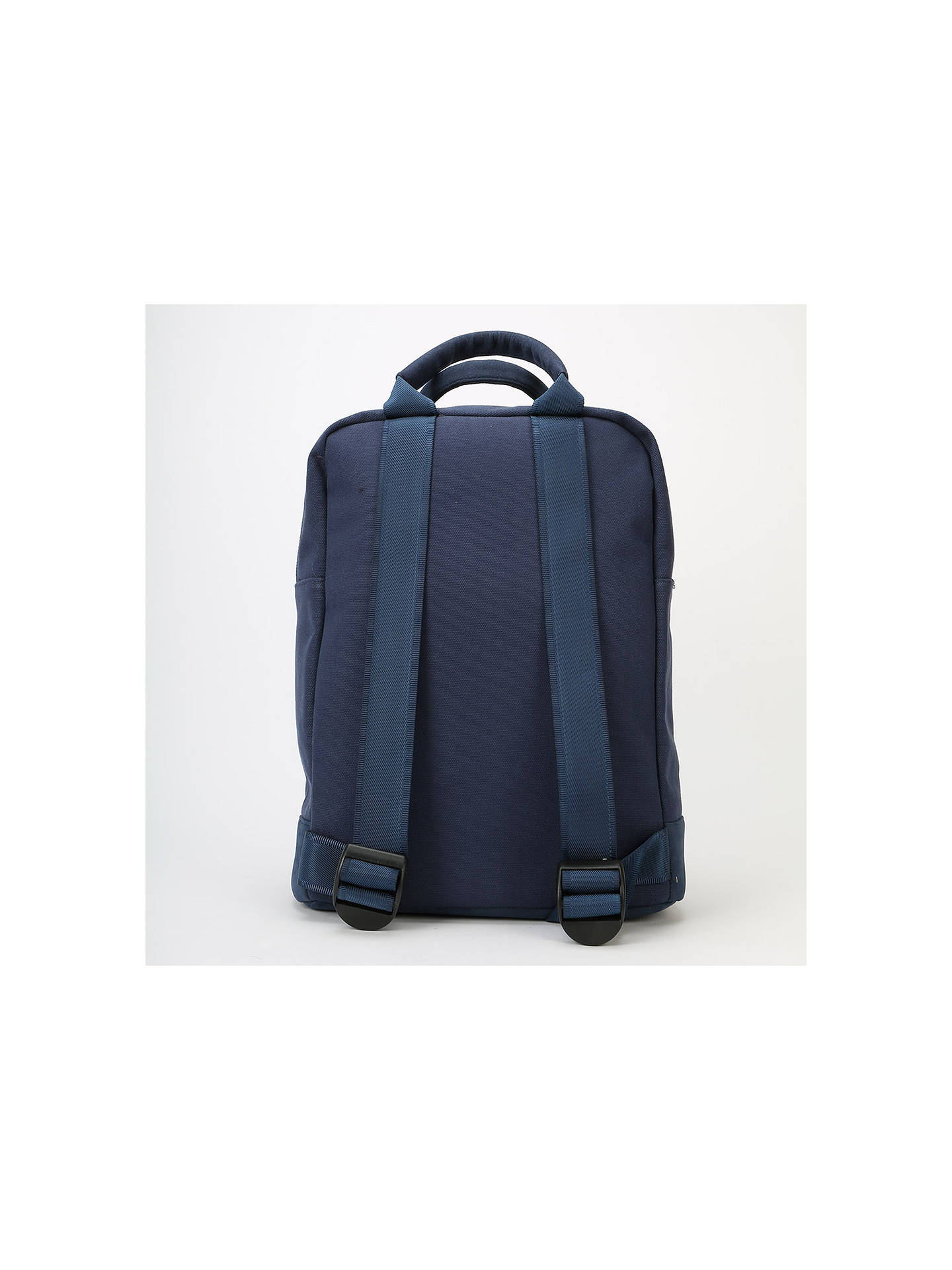 3ab862821 ... Buy Mi-Pac Classic Canvas Tote Back Pack, Navy Online at johnlewis.com  ...